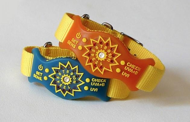 Солнцезащитный браслет