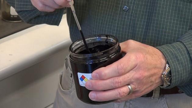 готовая нефть