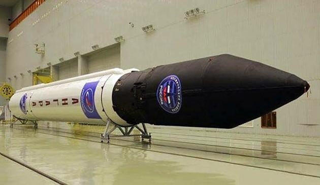 ракета-носитель Ангара