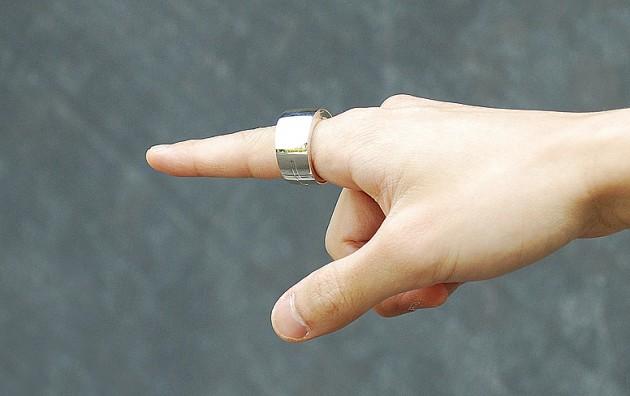 Умное кольцо Ring