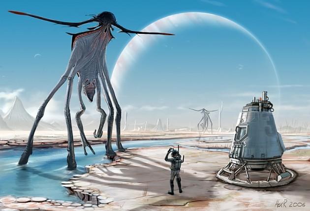 Внеземная цивилизация