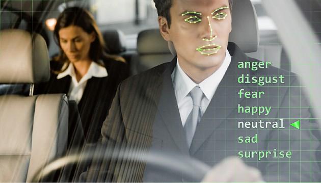 Анализ мимики водителя