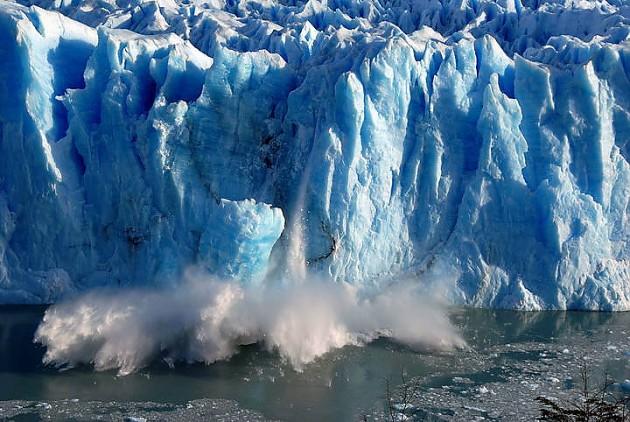 Таяние арктических ледников