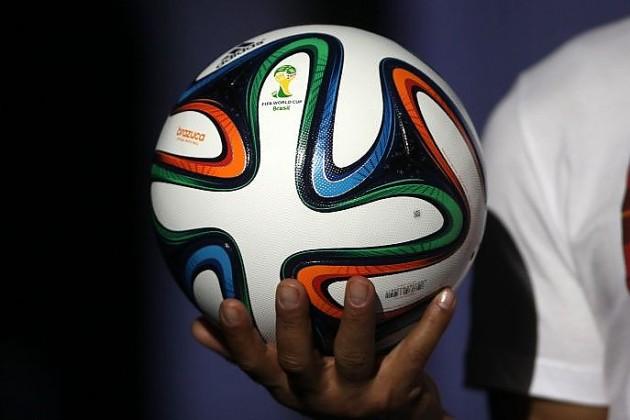 Brazuca — мяч ЧМ по футболу 2014