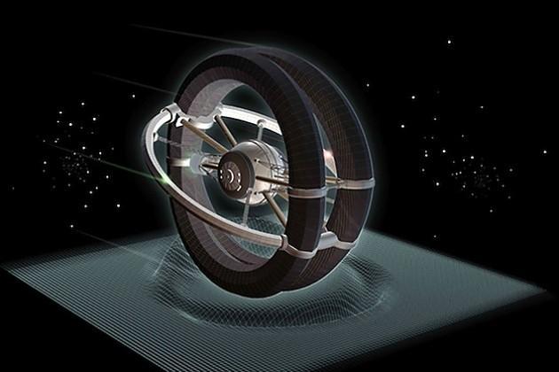 Так будет выглядеть корабль будущего