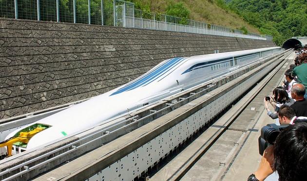 Поезд Maglev LO