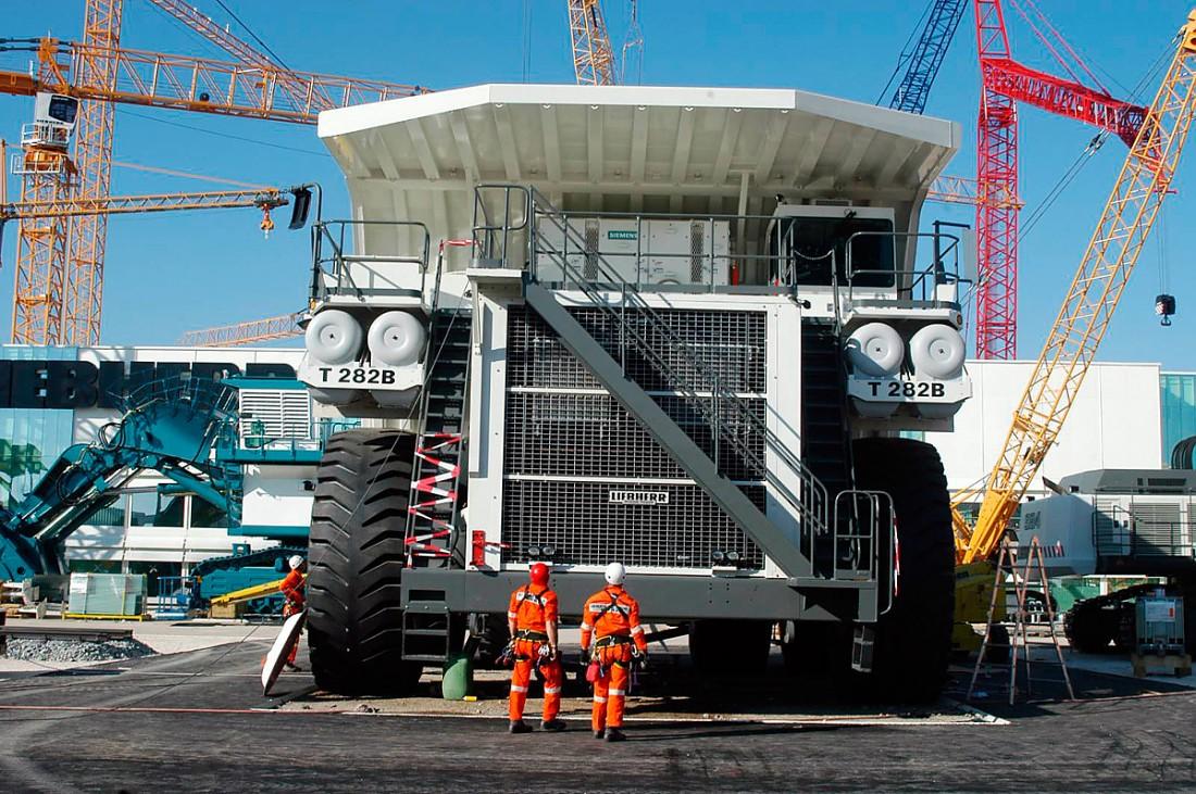 Самые большие грузовики в мире 27 фотография