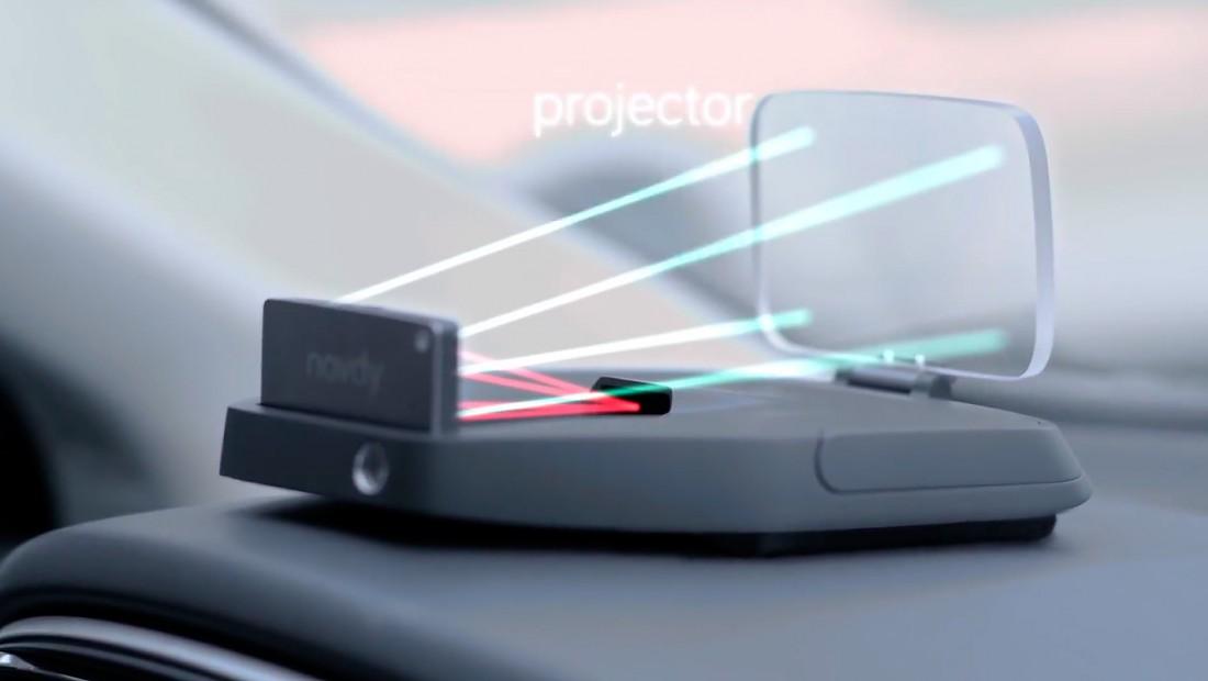 Hud проектор на лобовое стекло своими руками
