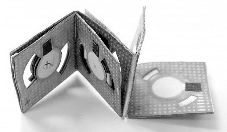 Как сделать микроб из бумаги