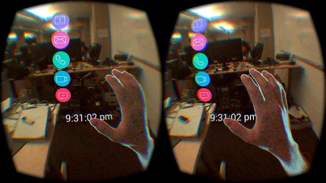 Полноценная дополненная реальность стала возможной, благодаря Oculus Rift и Leap Motion Техкульт
