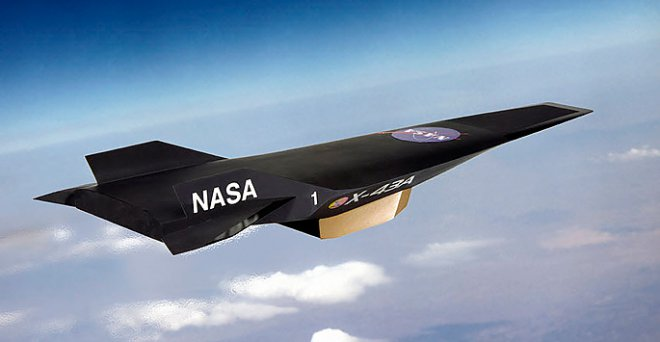 Hypersonic airplane
