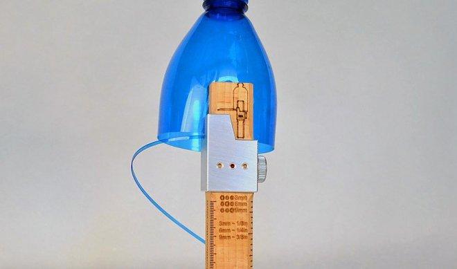 Как сделать резак пластиковых бутылок