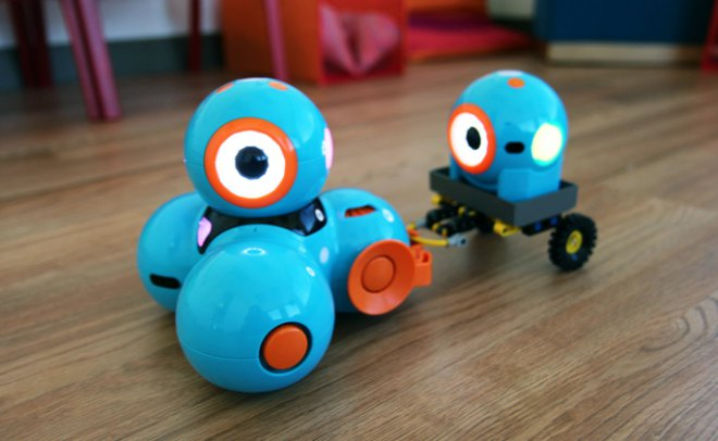 Dash and Dot