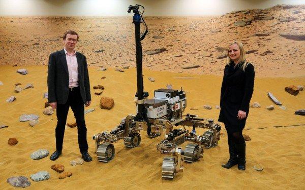 Марсоход «Бруно» проходит тестирования перед экспедицией наМарс