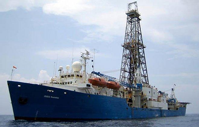Неизученные микроорганизмы обнаружены глубоко под морским дном