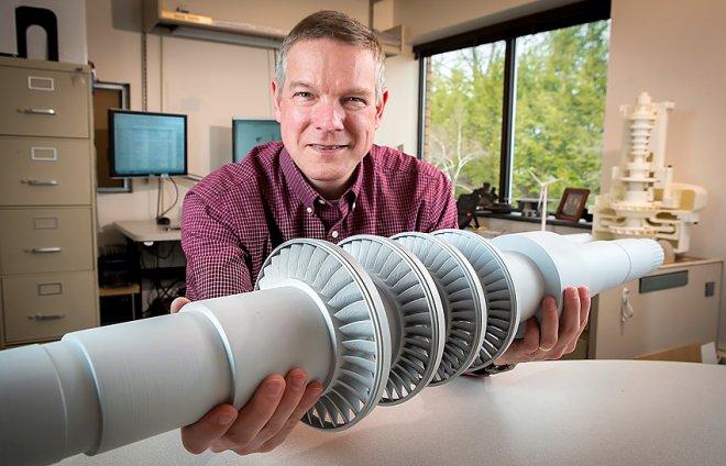 Турбина на углекислом газе: энергии хватит на небольшой город