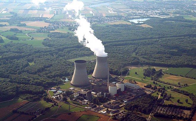 Немецкая АЭС пострадала от компьютерных вирусов