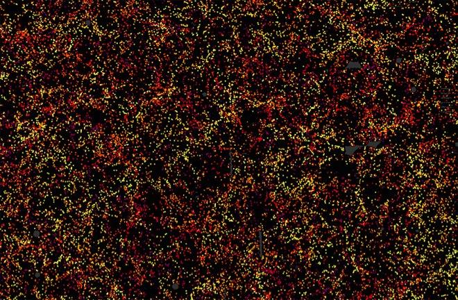 Ученые создали огромную 3D-карту, которая поможет раскрыть тайны Вселенной