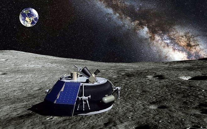 Власти Соединенных Штатов разрешили частные полеты наЛуну