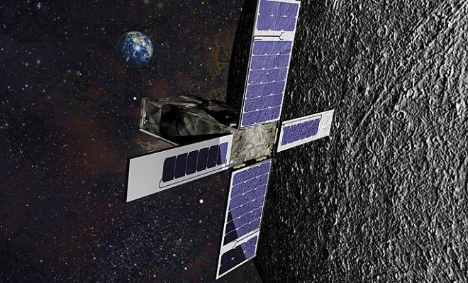 Lockheed Martin запустит летательный аппарат на Луну