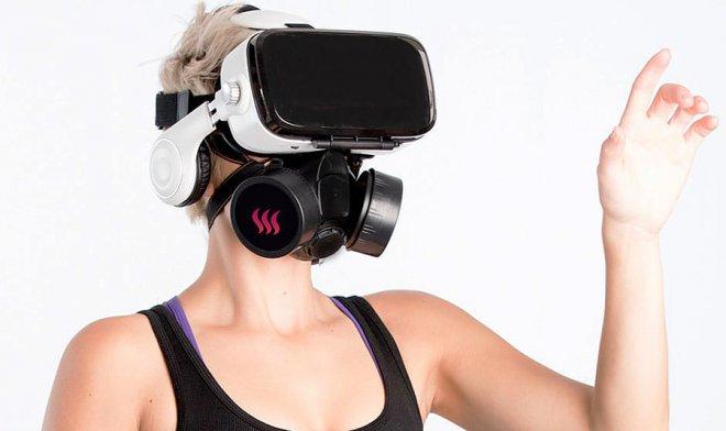 Гаджет OhRoma заставит виртуальную реальность источать запахи