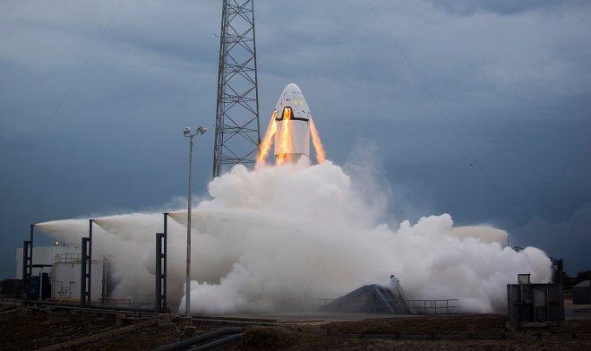 SpaceX поведала опланах постоянных космических запусков