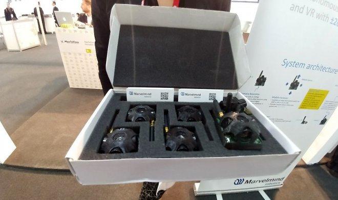 Система навигации Marvelmind Robotics