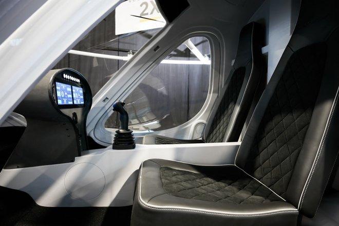 Германский стартап представил воздушное такси наэлектрической тяге