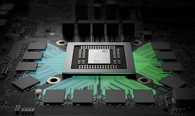 Microsoft анонсировала выпуск обширной линейки игр для Project Scorpio