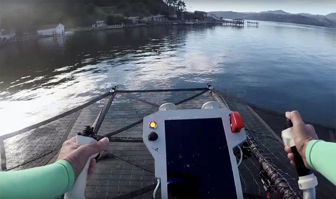 Сооснователь Google продемонстрировал прототип летающего автомобиля