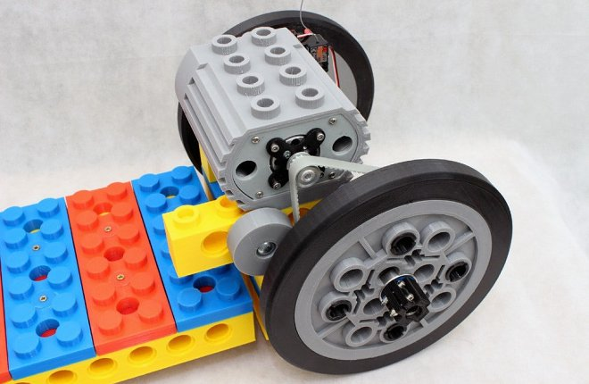 Лего-скейт