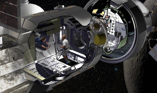 NASA создаст лайнер для полета изНью-Йорка вЛондон затри часа