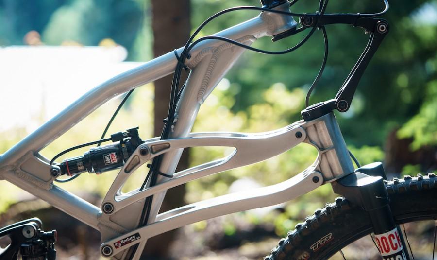Подвеска для велосипеда своими руками 458