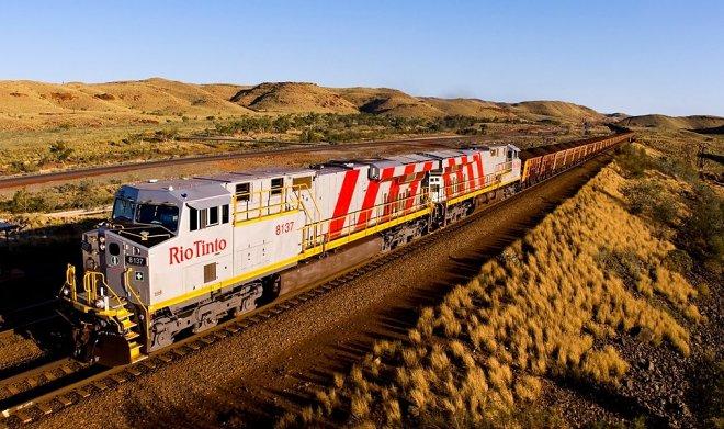 Самостоятельные поезда уже ездят поАвстралии