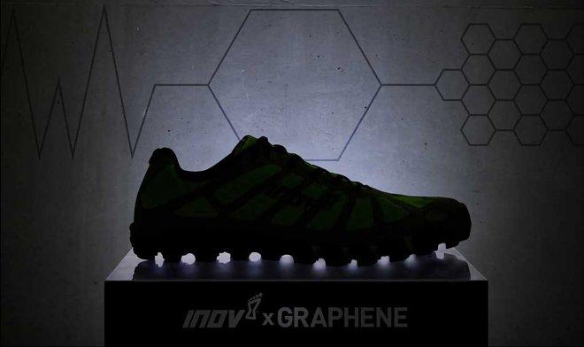 Британская компания анонсировала «вечные» кроссовки сдобавлением графена