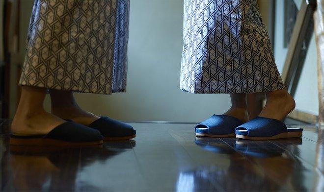 Nissan разработала «самопаркующиеся» шлепанцы для японских гостиниц