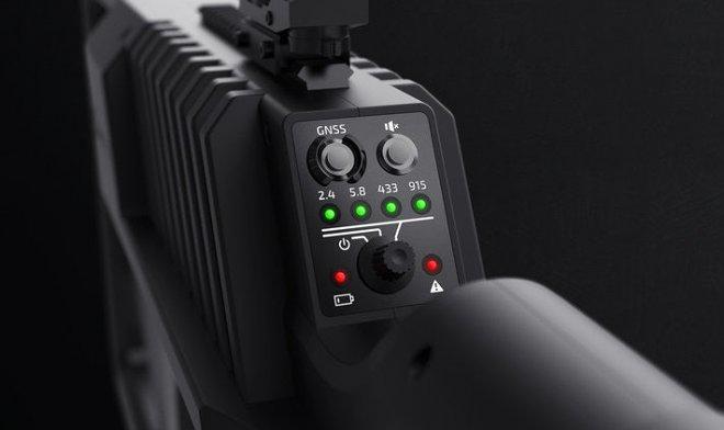 Дрон-пушка DronGun Tactical способна обезвредить любой беспилотник
