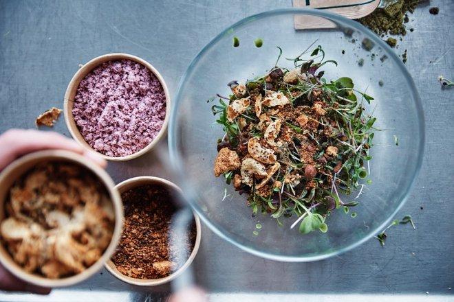 IKEA создает еду будущего из червей, жуков и водорослей