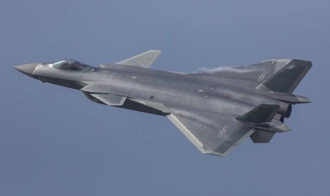 Китай разрабатывает концепцию собственного истребителя 6-го поколения