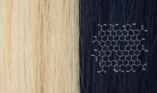 Ученые разработали краску для волос на основе графена
