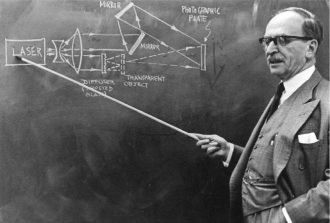Что такое голограмма и где она используется