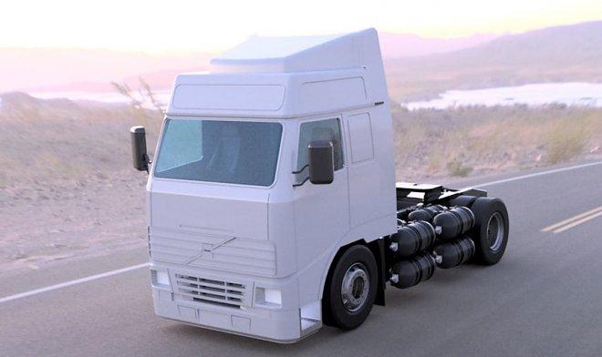 Британские инженеры разработали грузовик с полностью водородным двигателем