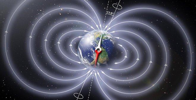 Ученые: Смены полюсов Земли совсем скоро не случится