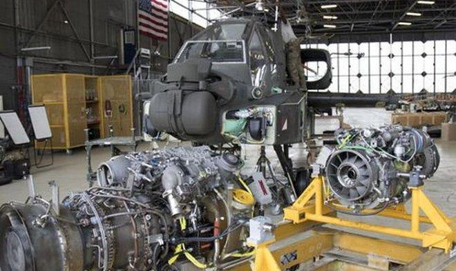 «Боинг» заставит вертолеты Апач летать до 2060-х годов