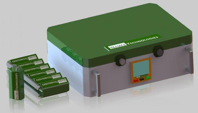 Представлена «батарейка будущего»: перспективный углеродный ультраконденсатор
