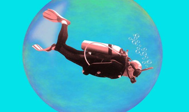 В MIT разрабатывают гидрокостюм бойцам спецподразделений для выживания в холодной воде