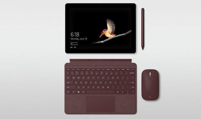 Microsoft выпускает новый Surface Go для конкуренции с iPad