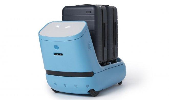 Маленький робот Care-E поможет сориентироваться в любом аэропорту