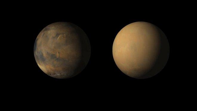 Удастся ли пробудить марсоход Opportunity после окончания большой пыльной бури?
