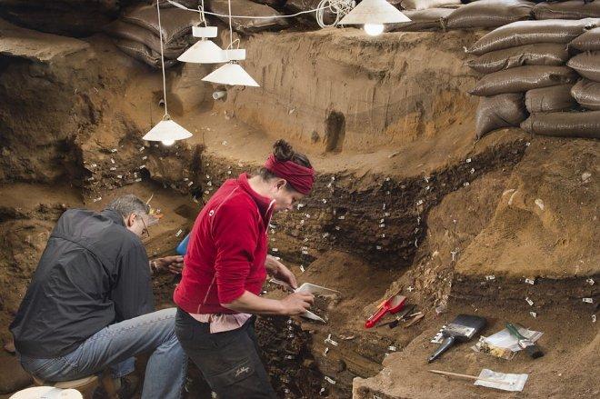 В Южной Африке обнаружен самый древний рисунок в мире